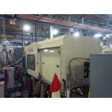 CINCINNATI MILACRON 300-TON PLASTIC INJECTION MOLDING MACHINE 1988