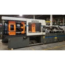 CINCINNATI MILACRON 440-TON PLASTIC INJECTION MOLDING MACHINE 1995