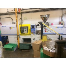 ENAIVIV 120-TON PLASTIC INJECTION MOLDING MACHINE 2000