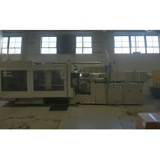 NEGRI BOSSI 528-TON ALL-ELECTRIC PLASTIC INJECTION MOLDING MACHINE 2007
