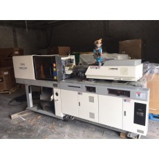 TOYO 55-TON PLASTIC INJECTION MOLDING MACHINE 1996