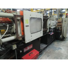 VAN DORN 200-TON PLASTIC INJECTION MOLDING MACHINE 1970