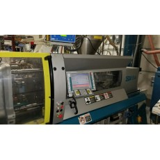 BOY 60.5-TON PLASTIC INJECTION MOLDING MACHINE 2007